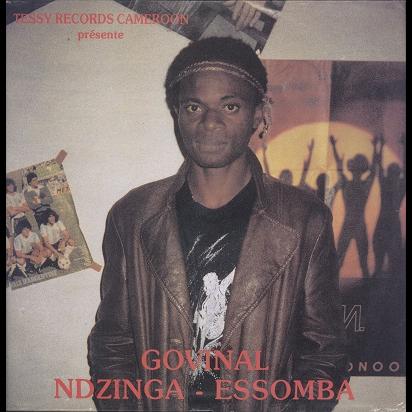 Essomba Govy Govinal Ndzinga-Essomba