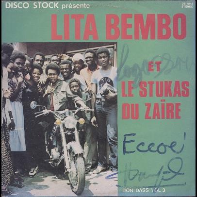 Lita Bembo et les Stukas du Zaire don dass vol.3
