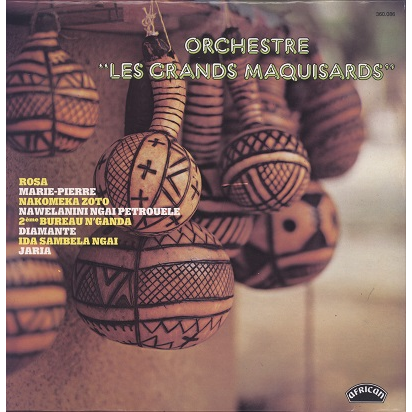 Les Grands Maquisards s/t
