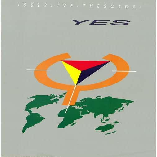 Yes 9012 Live - The Solos