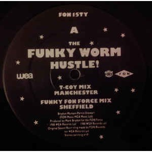 funky worm hustle! ( remixes )