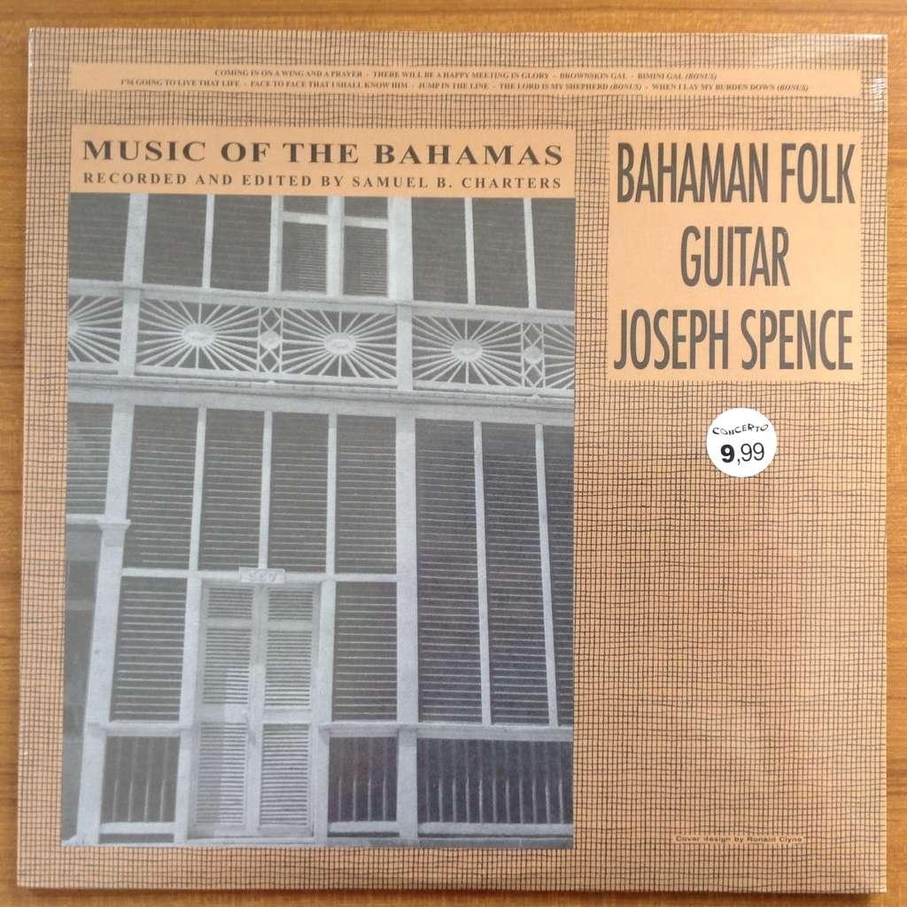 Joseph Spence Music Of The Bahamas