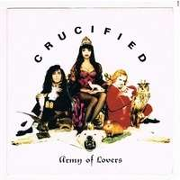 ARMY OF LOVERS crucified / love revolution