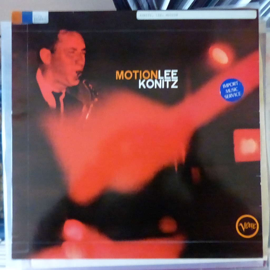LEE KONITZ MOTION