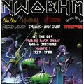 NWOBHM (NEW WAVE OF BRITISH HEAVY METAL) - AT THE BBC - 'FRIDAY ROCK SHOW' VOLUME 1 1979-1980 (2xlp) Ltd Edit Gatefold Sleeve -E.U - LP x 2