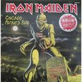IRON MAIDEN - Chicago Mutants Rule (2xlp) Ltd Edit Gatefold Sleeve With Poster -Jap - 33T x 2