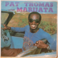 PAT THOMAS & MARIJATA + EBO TAYLOR - S/T - Let me feel as I am - LP
