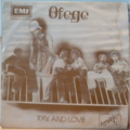 OFEGE - Try and love - LP