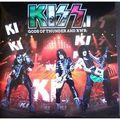 KISS  - Gods of Thunder and R'N'R (lp) Ltd Edit Coloured Vinyl -E.U - 33T