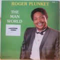 ROGER PLUNKET - The man world - LP