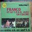 FRANCO & LE T.P.O.K. JAZZ - EN COLERE - vol.1 - on entre ok on sort ko - Maxi 45T