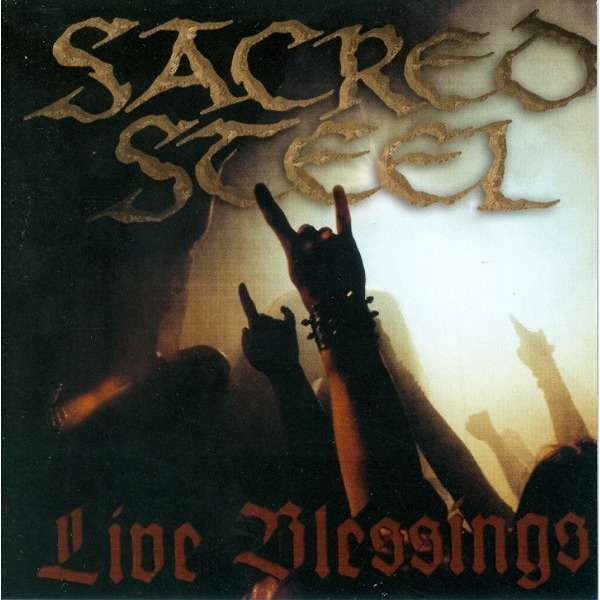 Sacred Steel ‎ Live Blessings (2xcd+dvd)