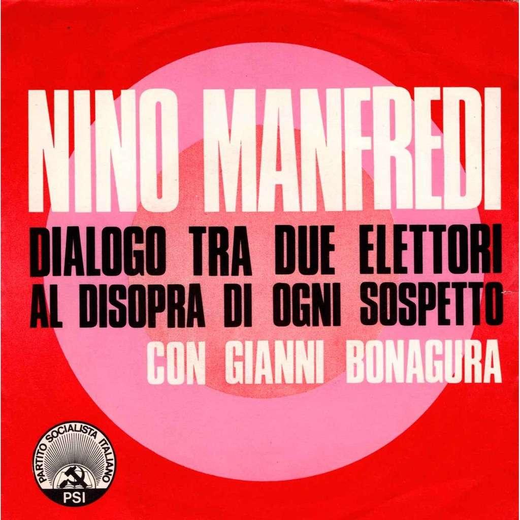 Nino Manfredi Gian Bonagura Anna Casalino Bruno Ca Dialogo tra due elettori al disopra di ogni sospetto