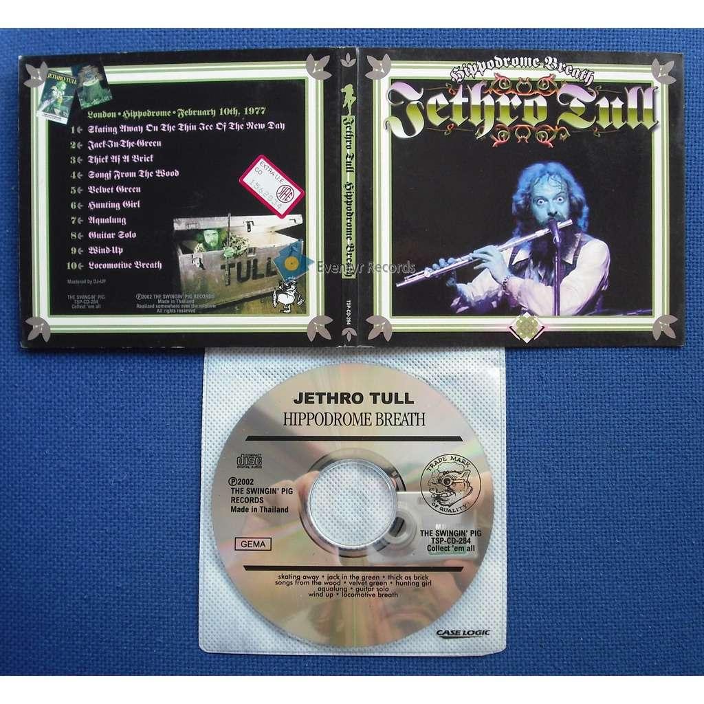 Jethro Tull Hippodrome Breath (digipack) (used)