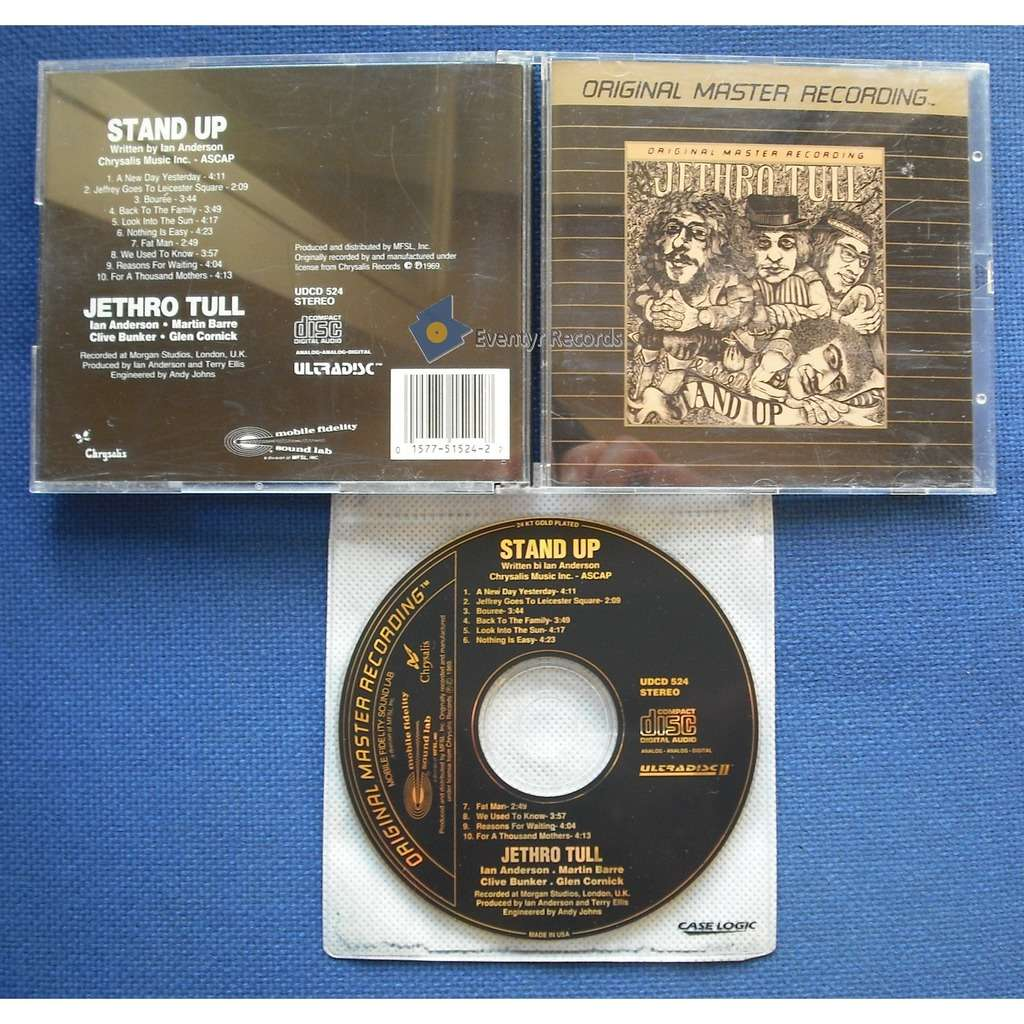 Jethro Tull Stand Up (MFSL) (used)