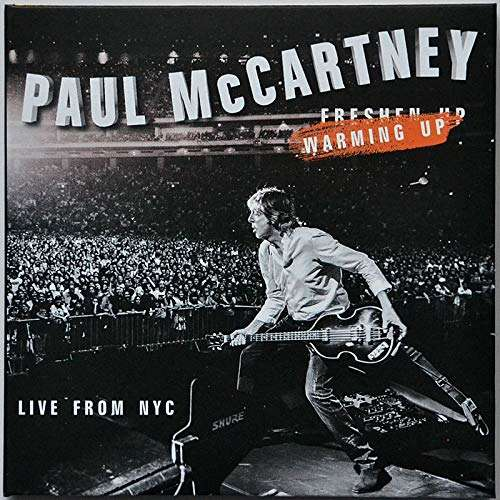 PAUL McCARTNEY (Wings, The Beatles) Live From NYC at Vanderbilt Hall New York USA 2018 Freshen Up Tour