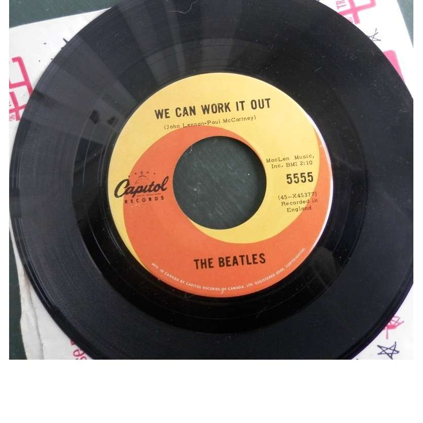 the beatles day tripper / we can work it out