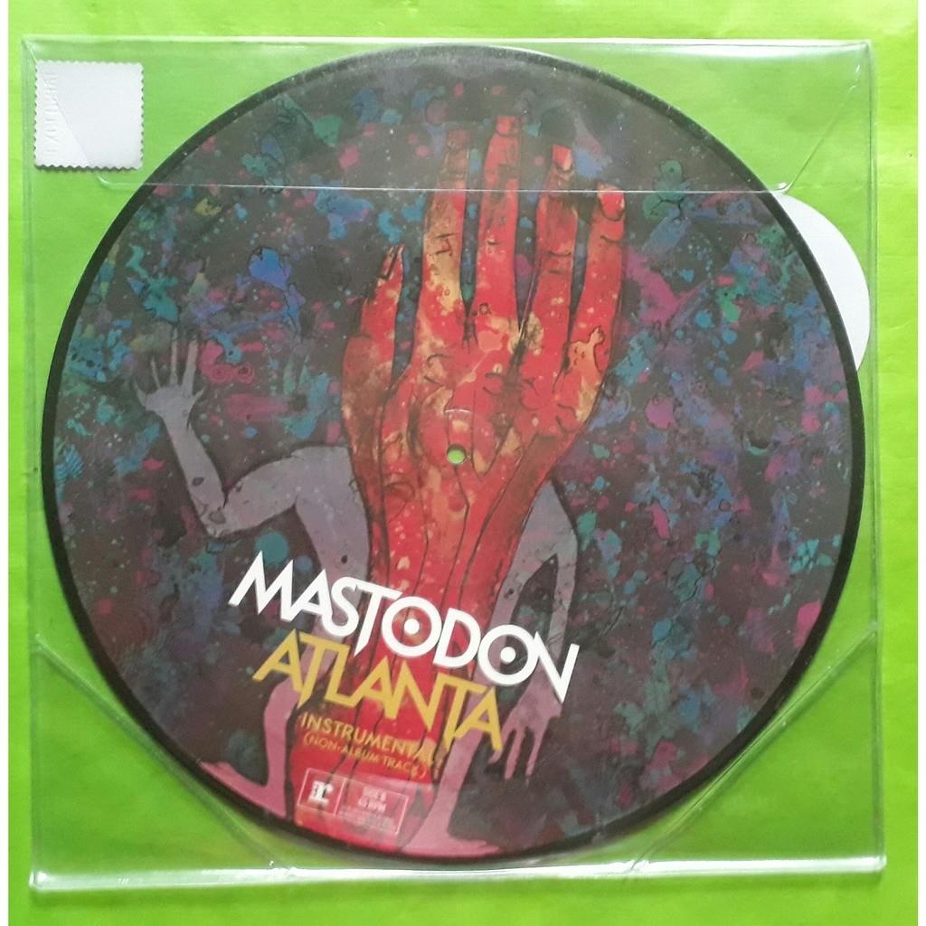 MASTODON ATLANTA-(Limited edition)(2tracks)(Pic-disc)(Record store day 2016)(Original)(US)