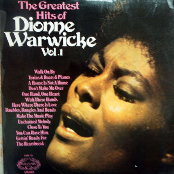 dionne warwick The greatest hits