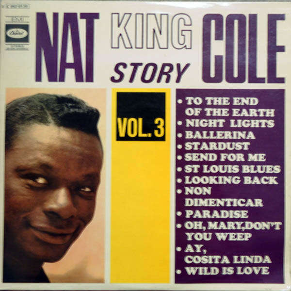 nat king cole Story Volume 3