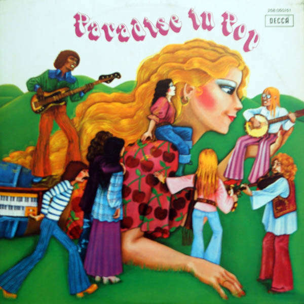 divers artistes - various artist Paradise in pop