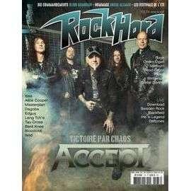 accept magazine rockhard