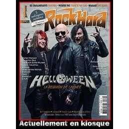helloween magazine rockhard numéro 180