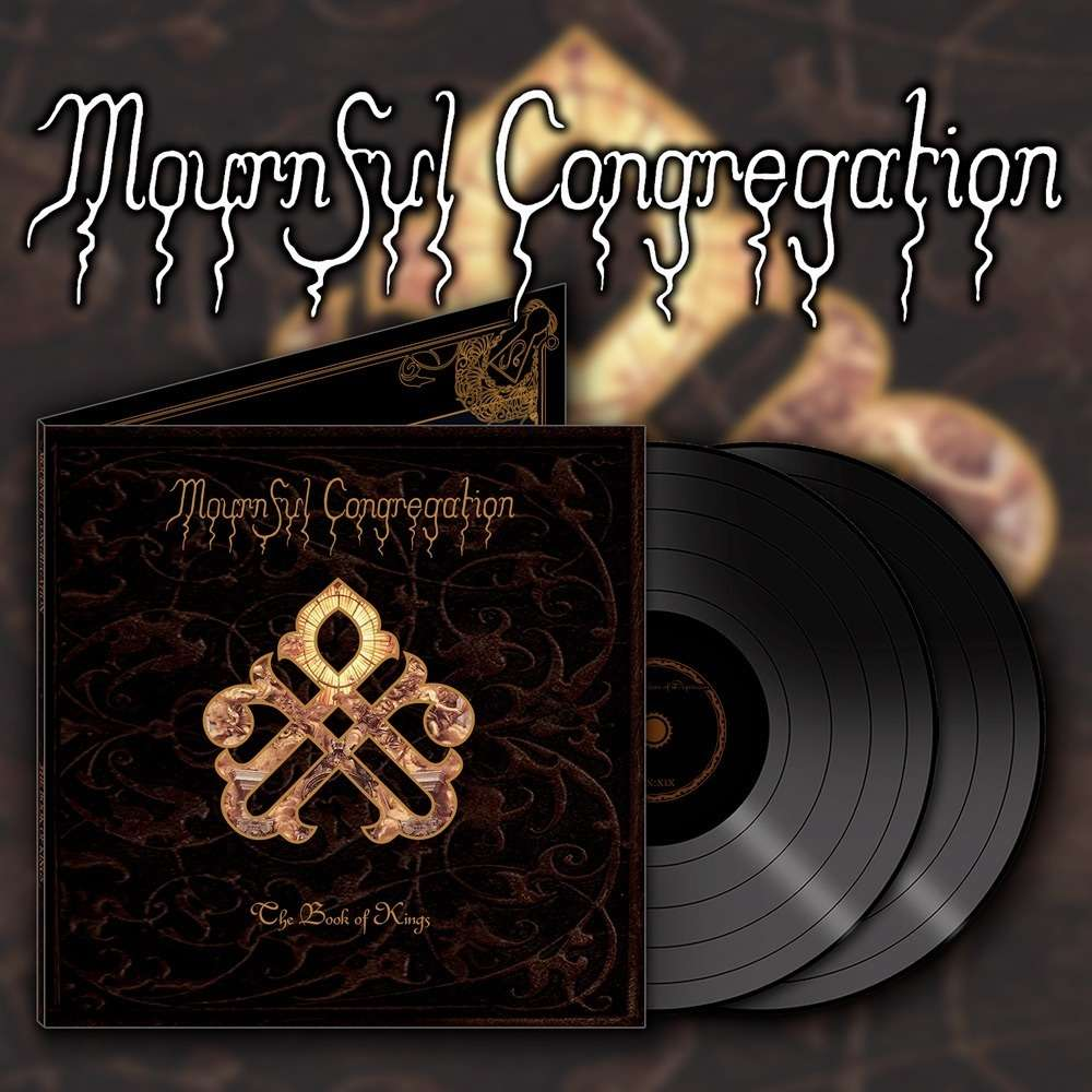 MOURNFUL CONGREGATION The Book of Kings. Black Vinyl