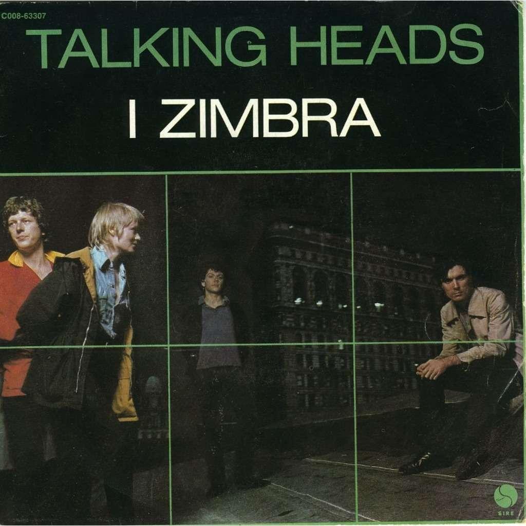 TALKING HEADS i zimbra / air