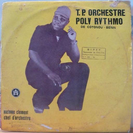 ORCHESTRE POLY RYTHMO S/T - Blewo zon dede