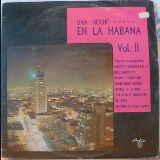 V--A feat. JOVENES DEL FEELING, CHEO MARQUETTI Una noche en la Habana vol. 2