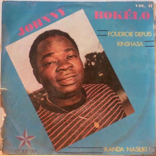JOHNNY BOKELO Foudroie depuis Kinshasa