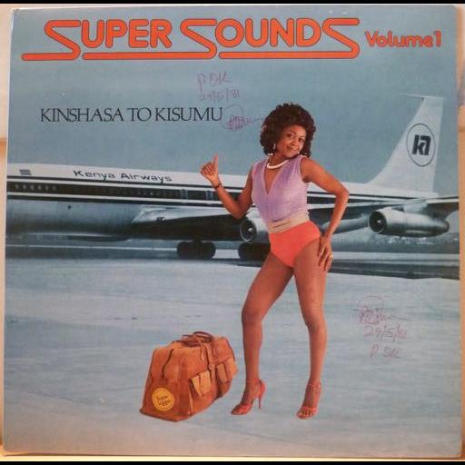 V--A FEAT. VICTORIA C KINGS, ORCHESTRE SHIKA SHIKA Super sounds volume 1 - Kinshasa to Kisumu