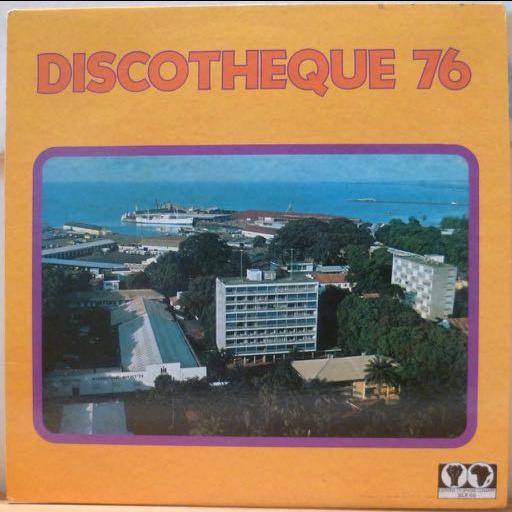 V--A feat. Bembeya & Super Lion Discotheque 76