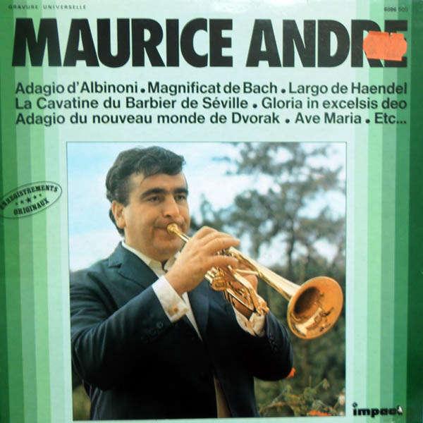 Maurice André Récital