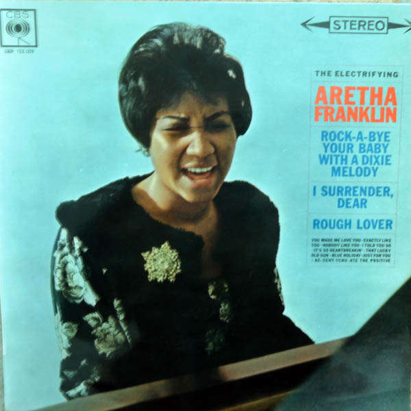 aretha franklin You made me love you