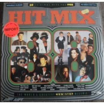 hit mix 1988 60 original mix for 88