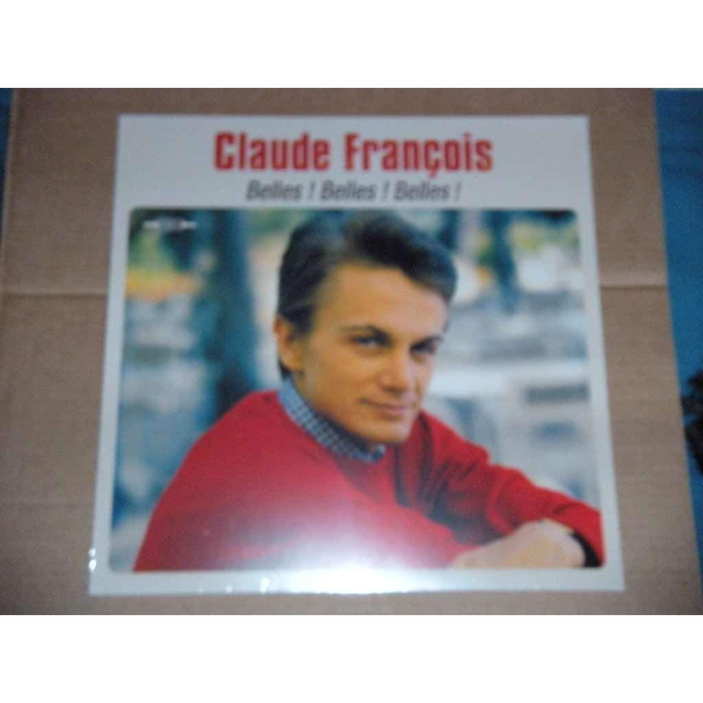 CLAUDE FRANCOIS BELLES,BELLES,BELLES