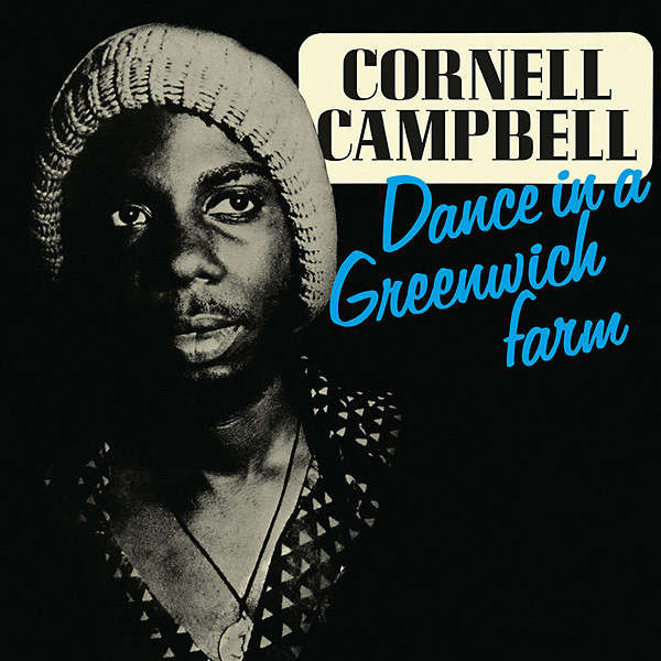 Cornell Campbell Dance In A Greenwich Farm (lp)