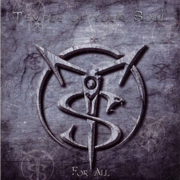 Temple Of Your Soul For All (cd)