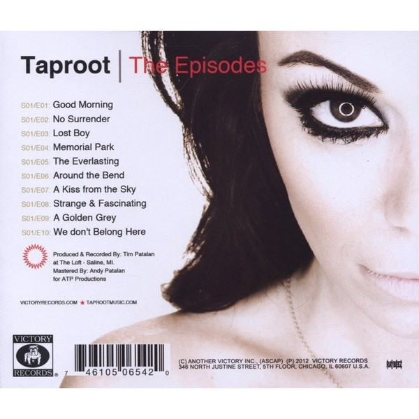 Taproot ‎ The Episodes (cd)