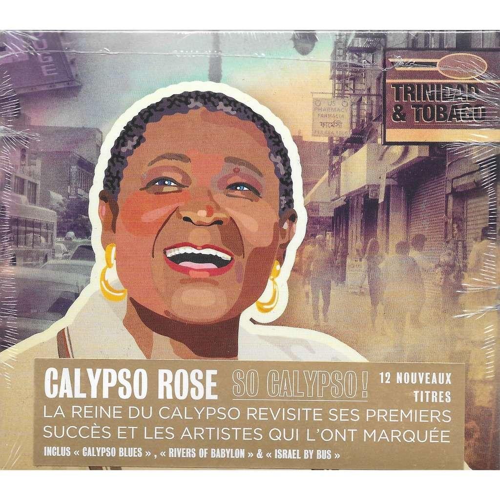 Calypso Rose So Calypso !
