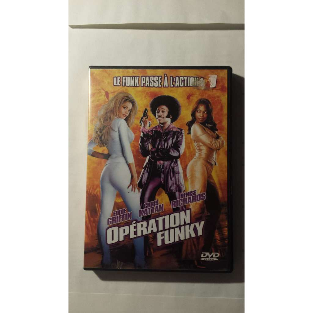 UNDERCOVER BROTHER OPERATION FUNKY