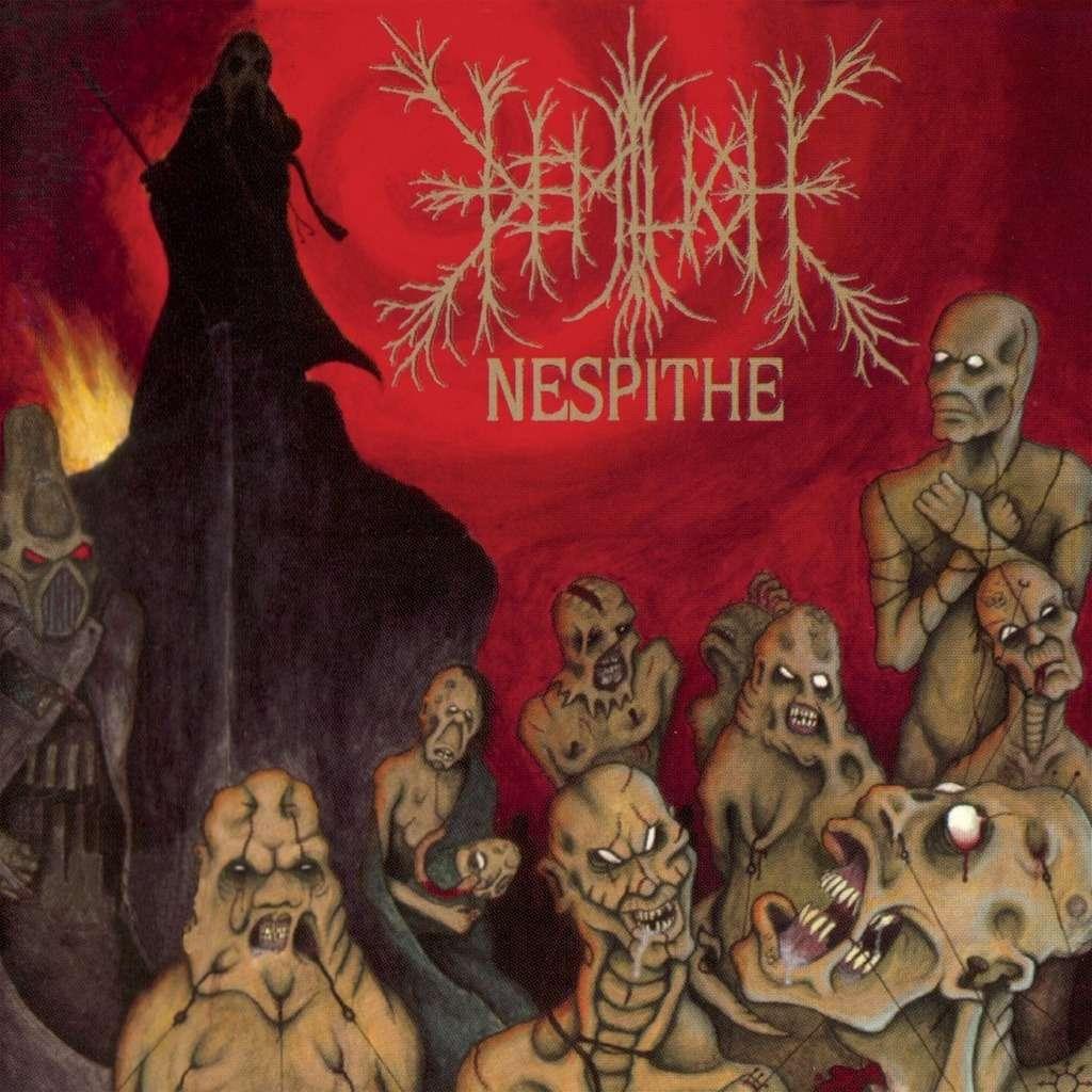 DEMILICH Nespithe. Black Vinyl