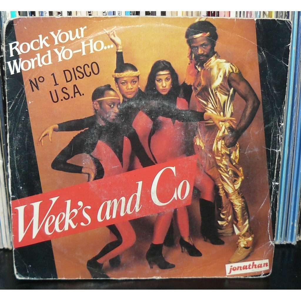 weeks and co rock your world