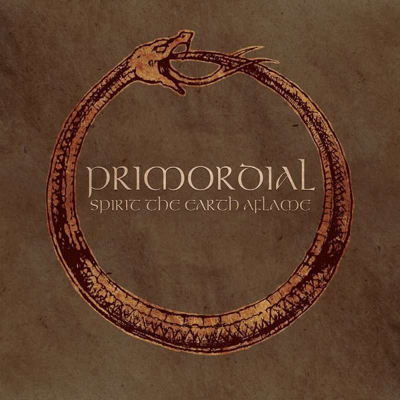 PRIMORDIAL Spirit the Earth Aflame. Black Vinyl