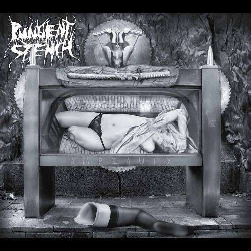 PUNGENT STENCH Ampeauty. Black Vinyl