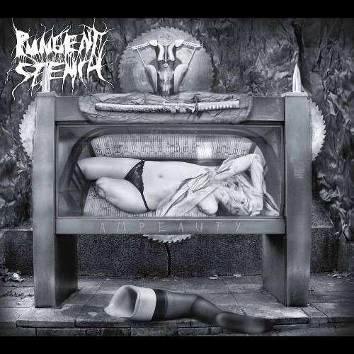 PUNGENT STENCH Ampeauty. Grey Vinyl