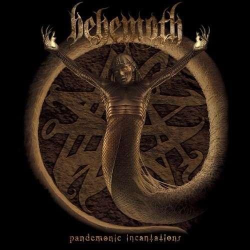BEHEMOTH Pandemonic Incantations. Black Vinyl