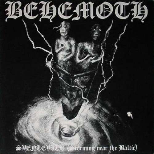 BEHEMOTH Sventevith (Storming Near The Baltic). White Vinyl